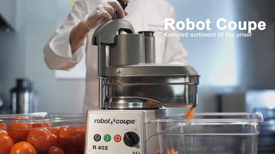 Robot Coupe sortiment